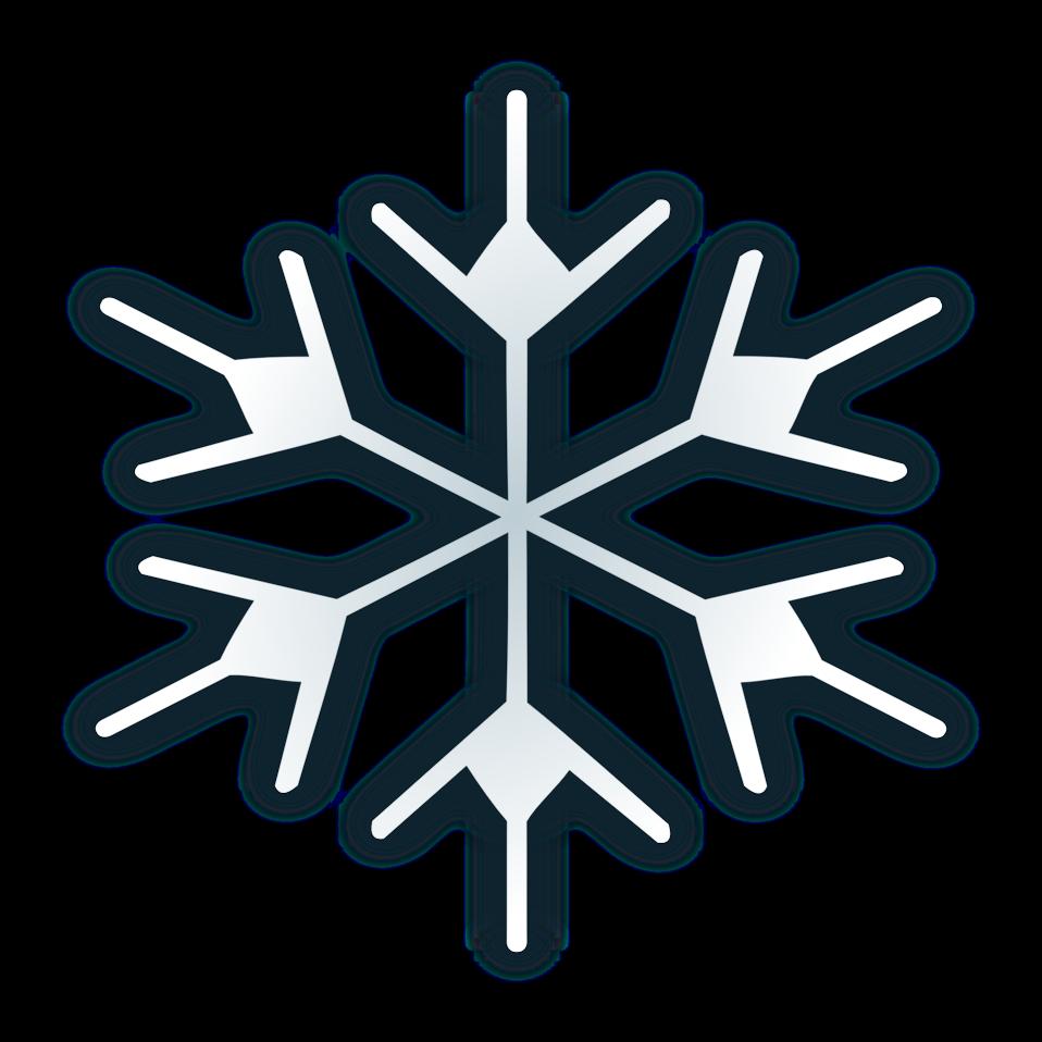 Snow fake icon 2