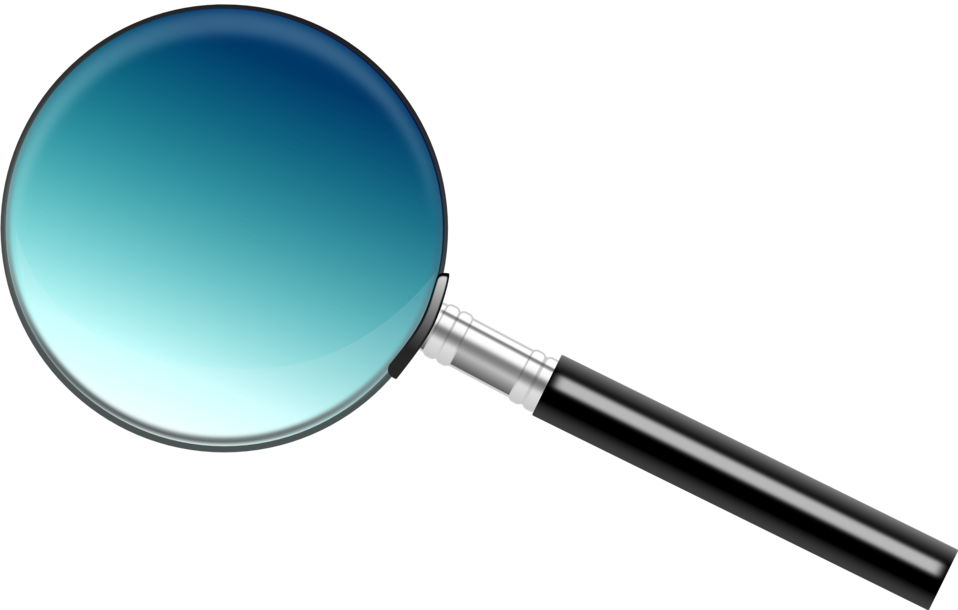 A simple magnifying glass