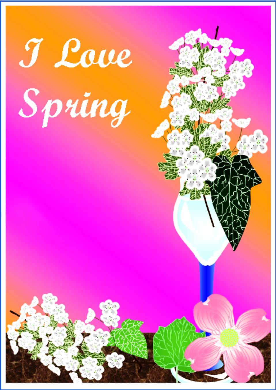 I Love Spring2