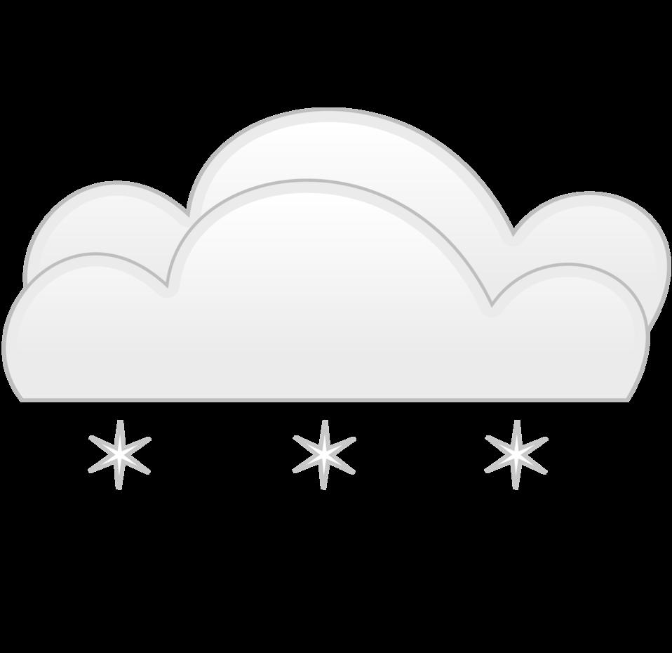 overcloud snow
