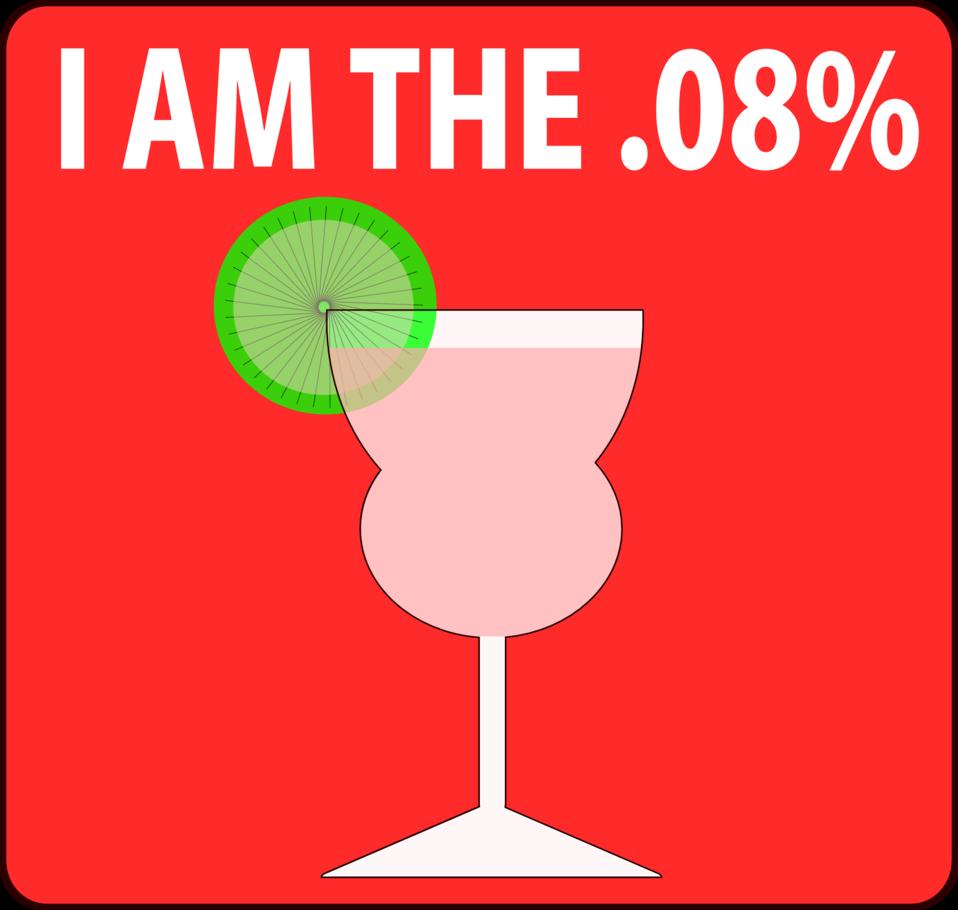 I Am The .08% - Feminine
