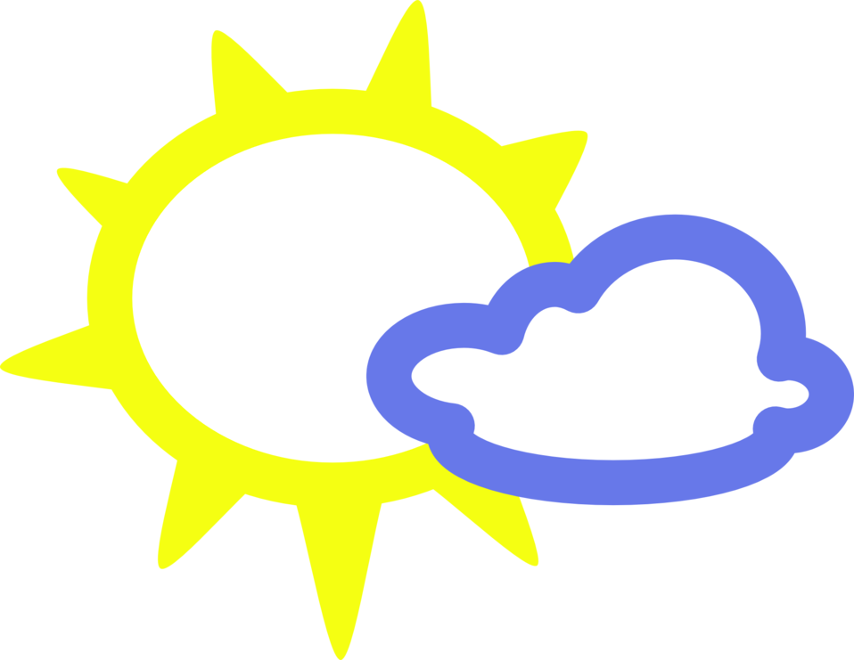 simple weather symbols
