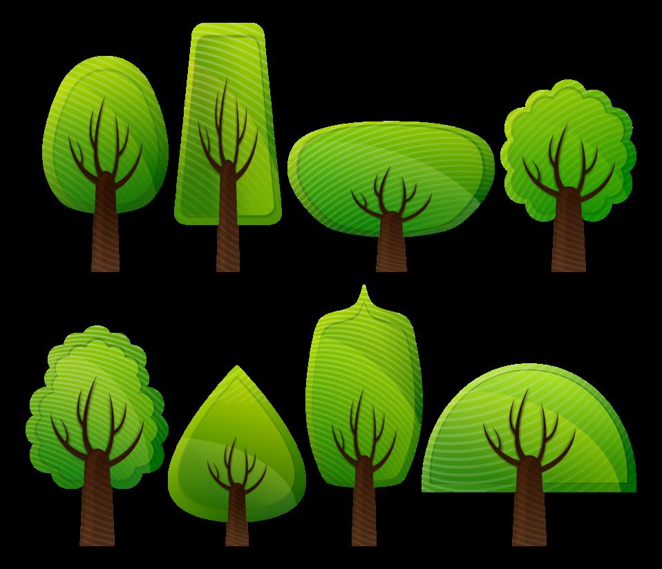 Simple Trees