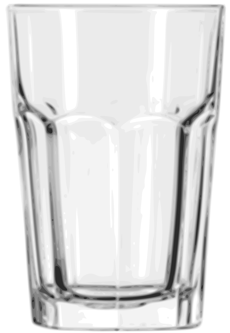 Beverage Glass (Tumbler)
