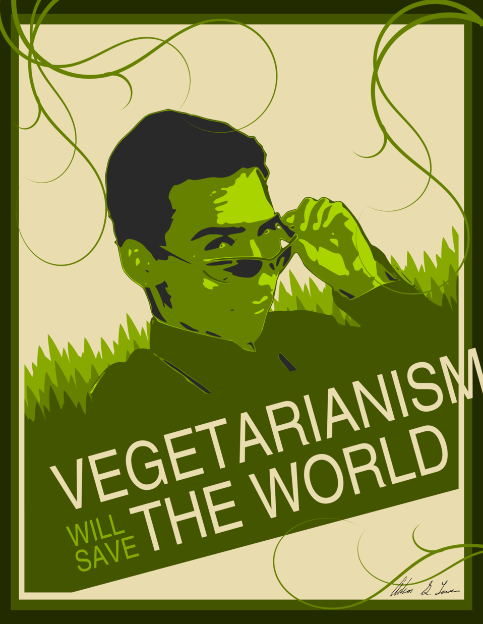 Vegetarianism Will Save The World