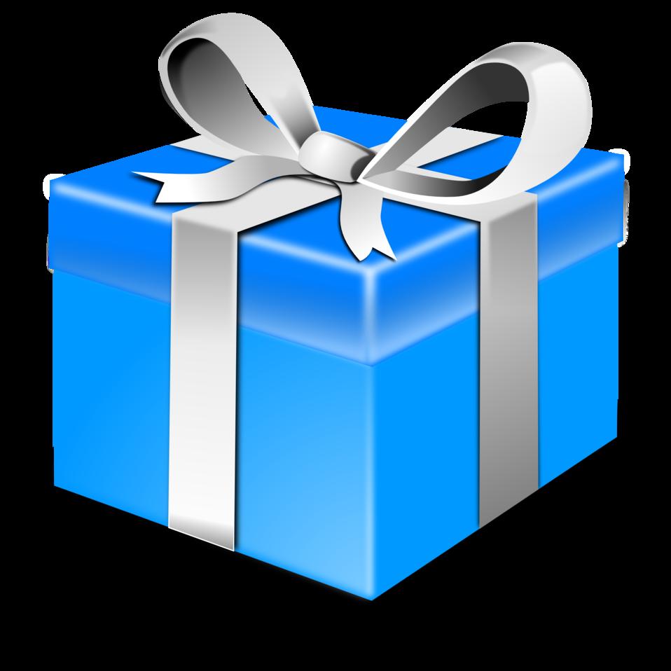 Present Blue Pack 1