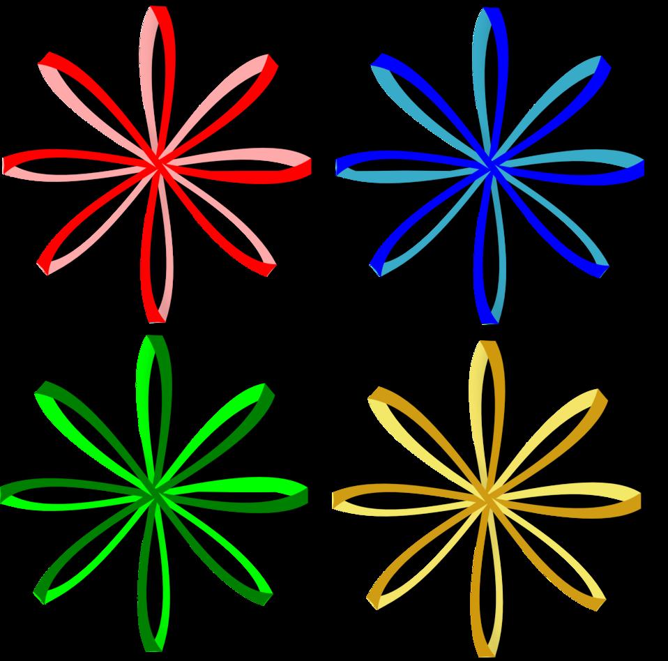 Bows, ribbons