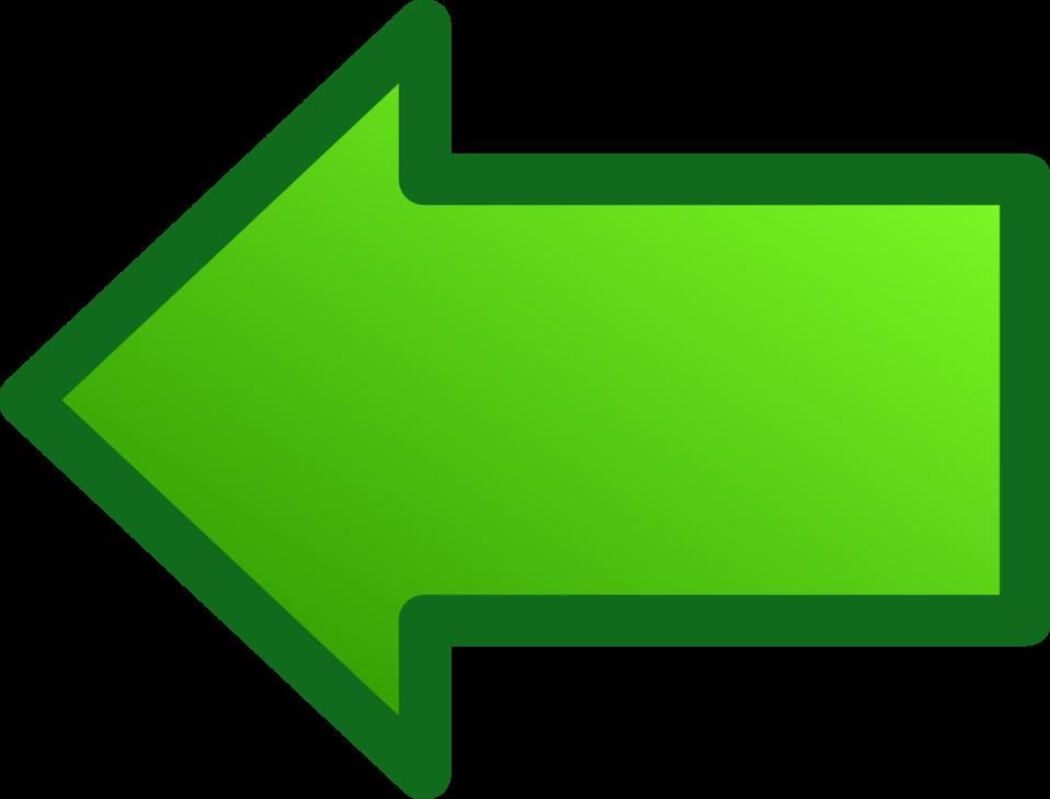 green arrows set