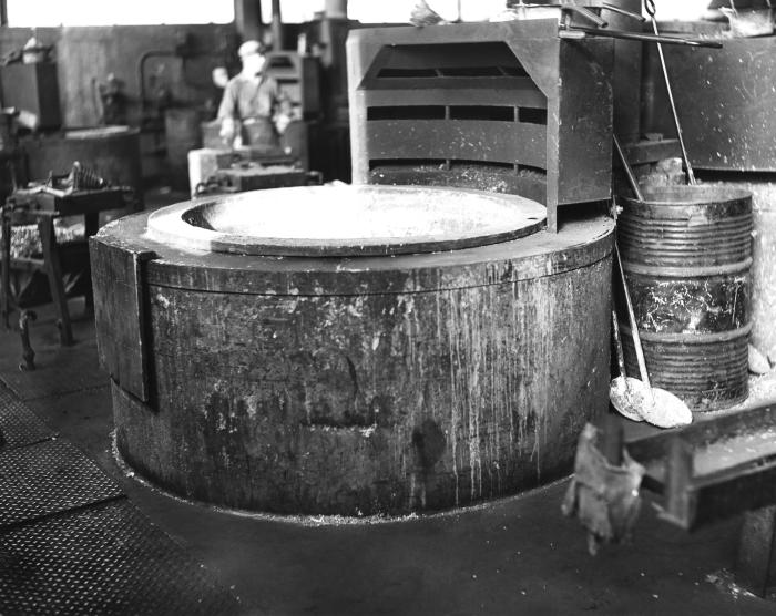 This historical photograph was provided by the Center for Disease Control's (CDC), National Institute for Occupational Safety and Health (NI