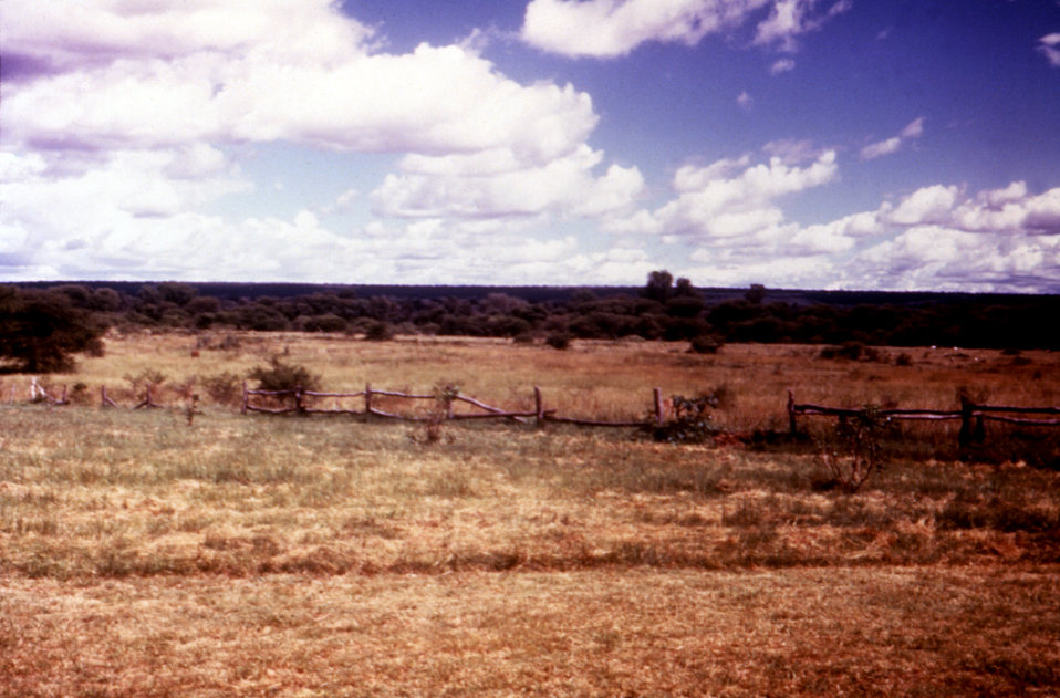 This image of the Zimbabwe countryside, was taken by 2 travelers just days before exhibiting signs of Marburg virus.