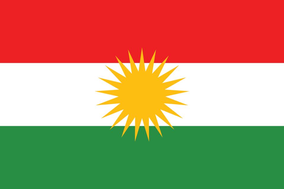 Flag of Kurdistan