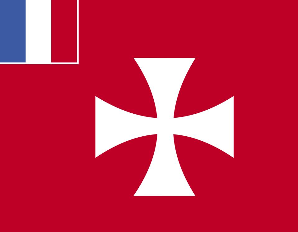 Flag of France Wallis and Futuna