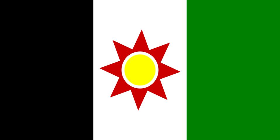Flag of Iraq 1959-1963