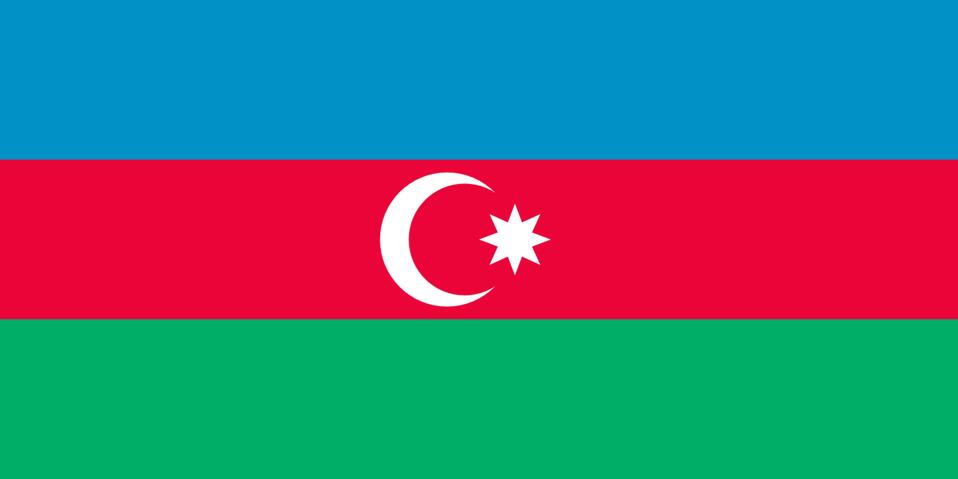 Flag of Azebaijan