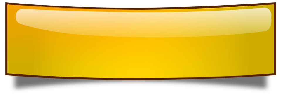 Glossy bended Banner