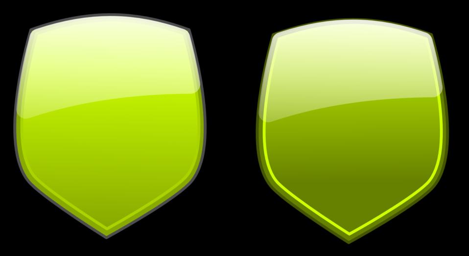 Glossy shields 4