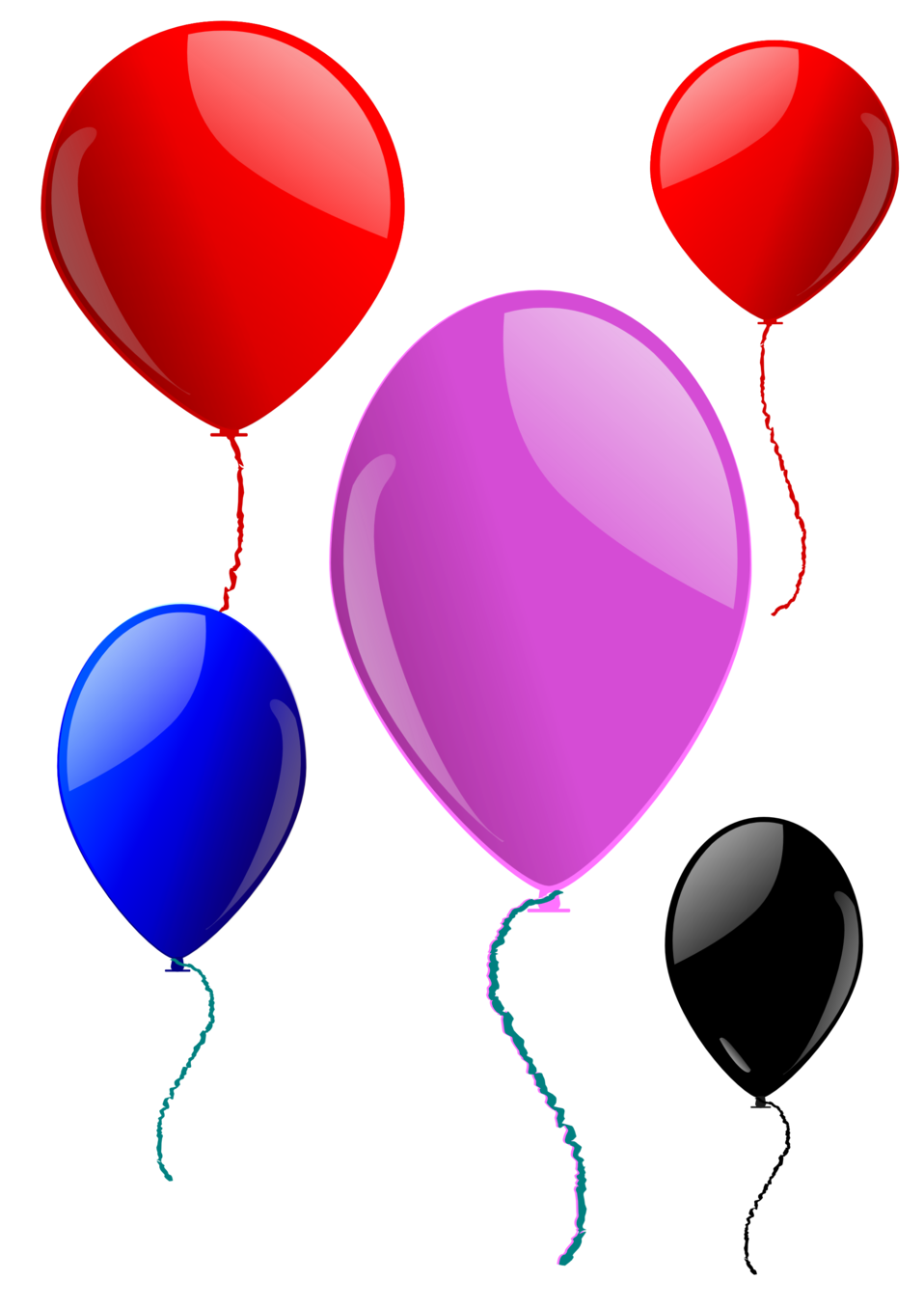 Some Balloons