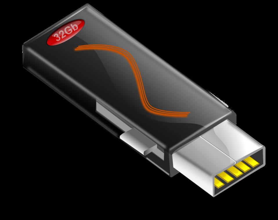 Glossy USB Stick