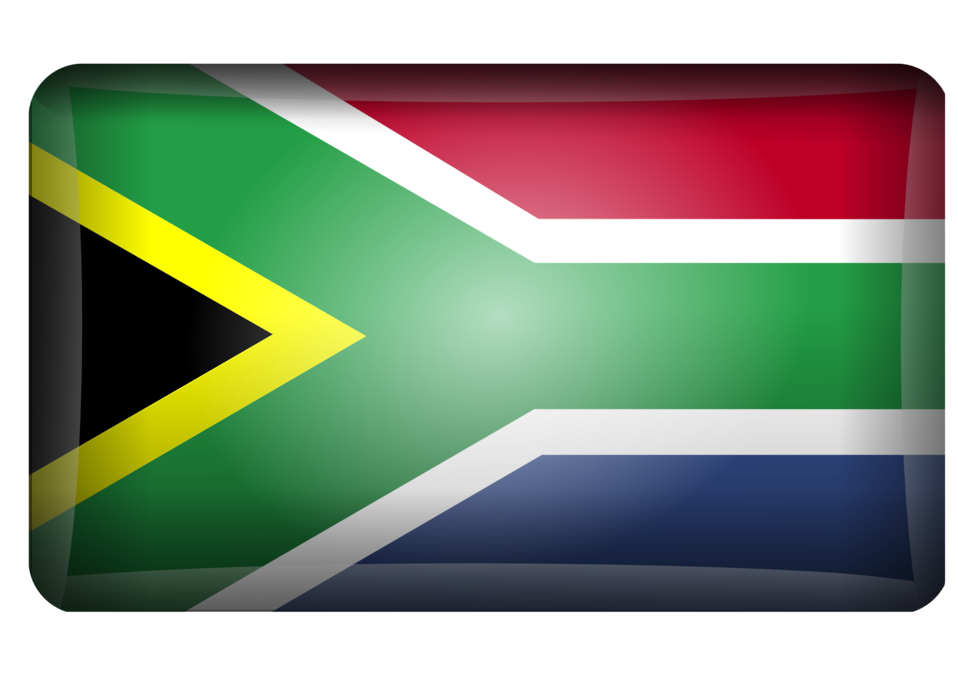 South African Flag 1