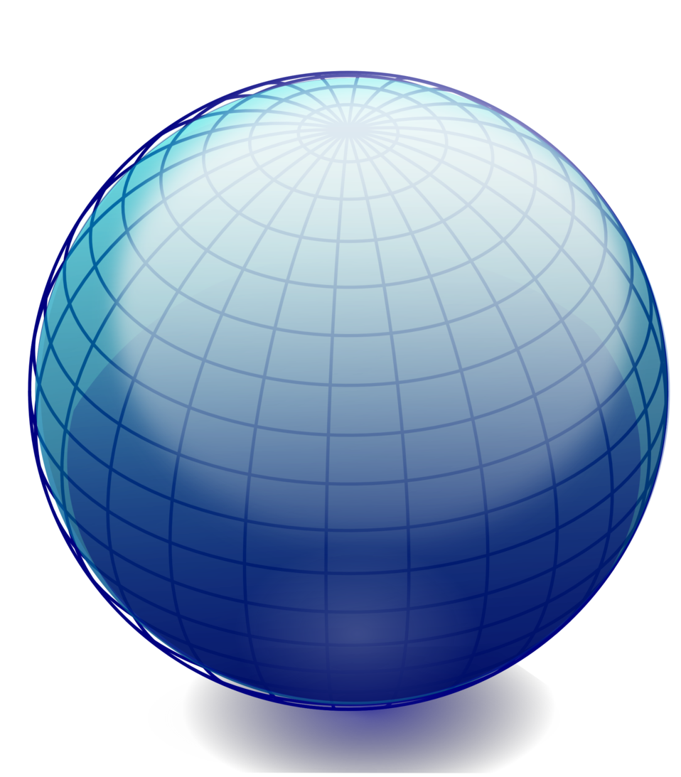 Globe shape