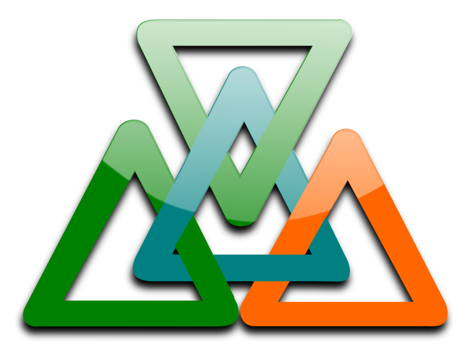 4 Triangles Linked