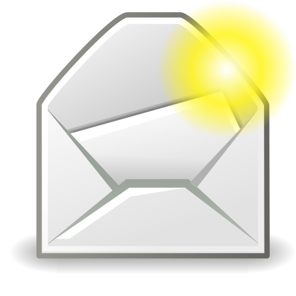 tango mail message new