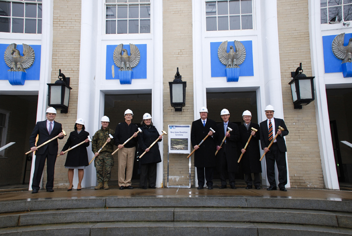SecAF commemorates Navy Annex history
