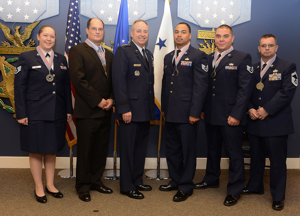 CSAF Team of Excellence awards
