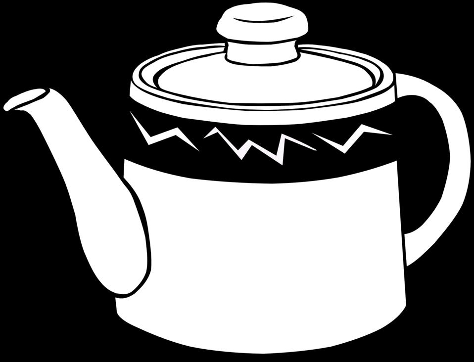 Fast Food, Drinks, Tea, Pot