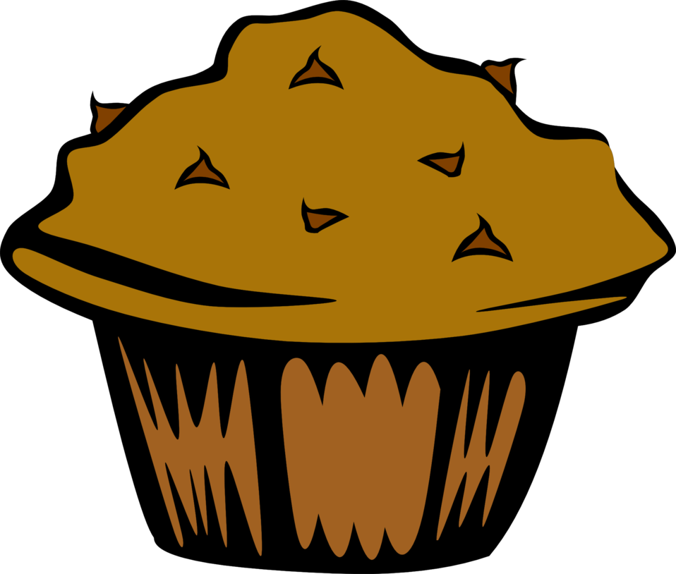 Fast Food, Breakfast, Muffin, Chocolate