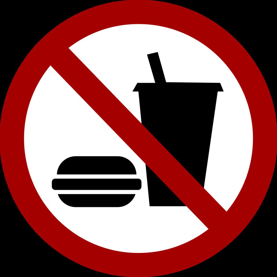 no-food-drink