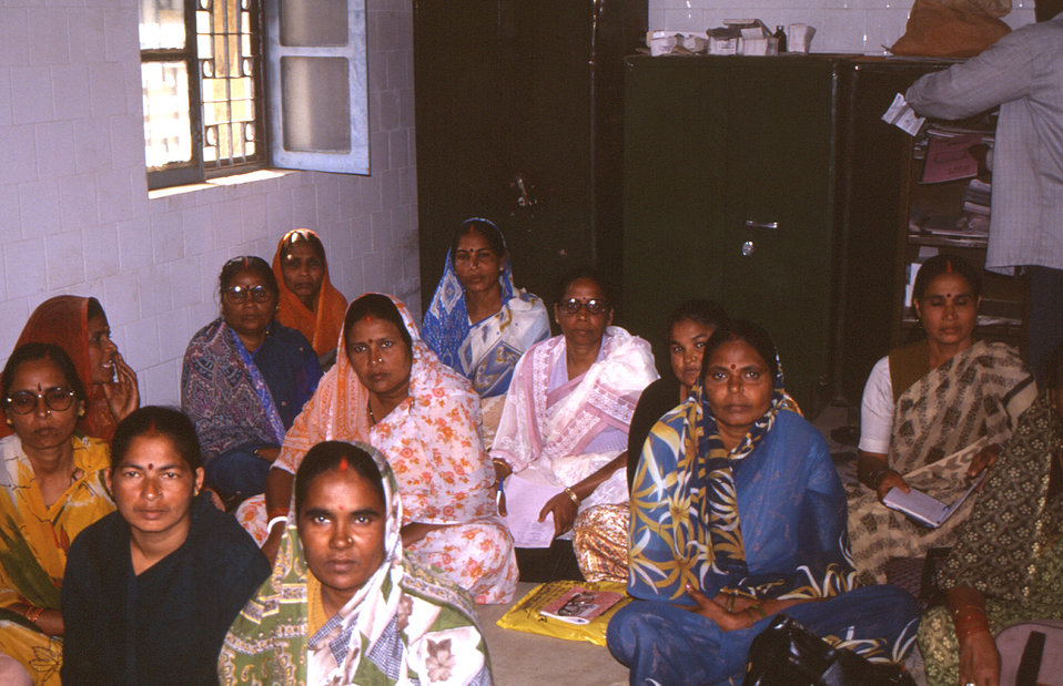 These health care workers were attending a training session that had been hosted by Stop Transmission of Polio (STOP) team members, and the