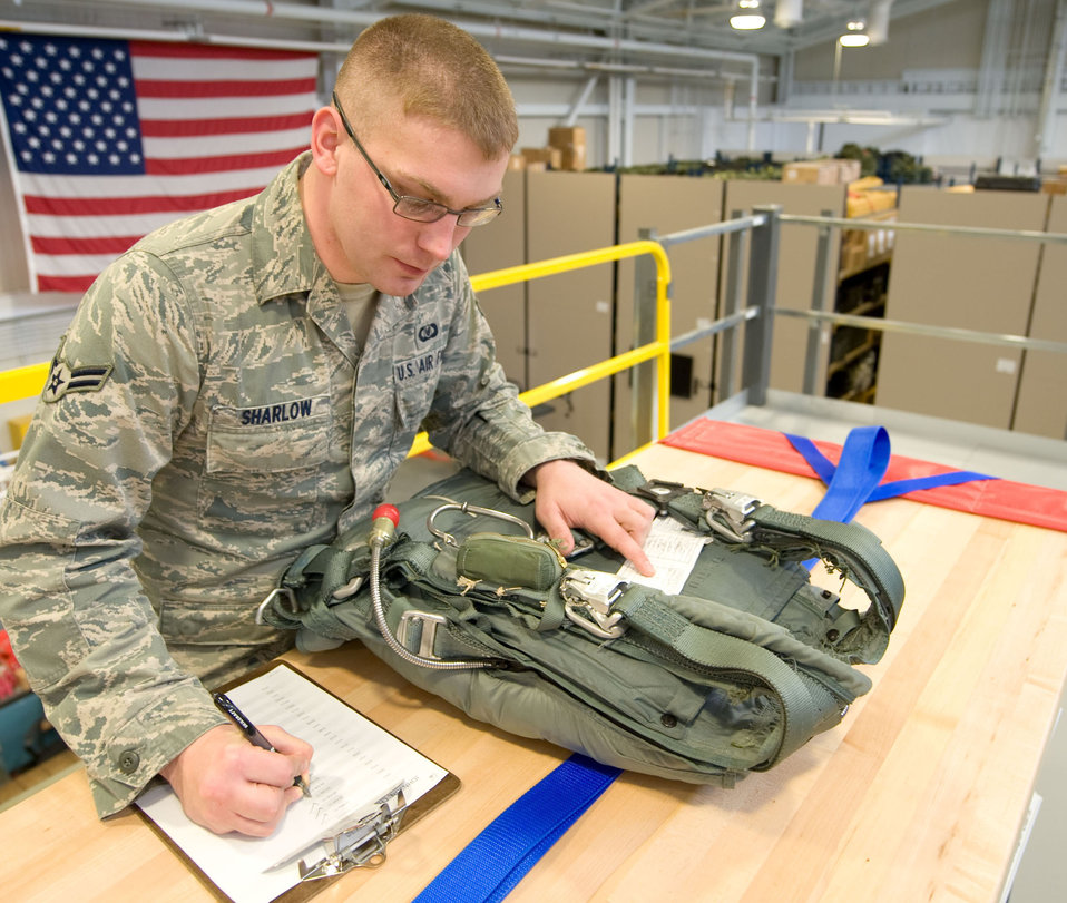Airman creates important database