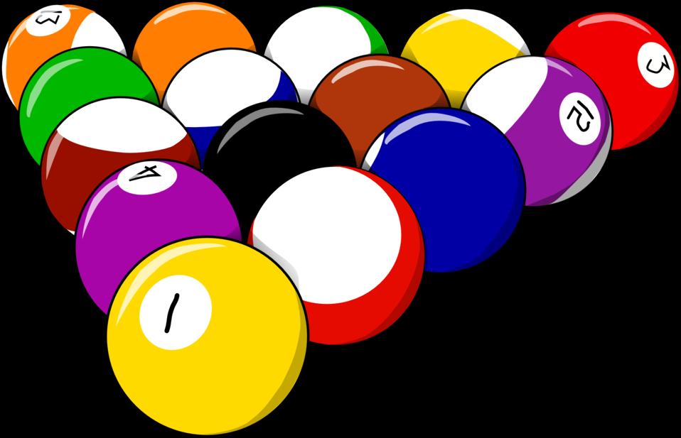 15 balls