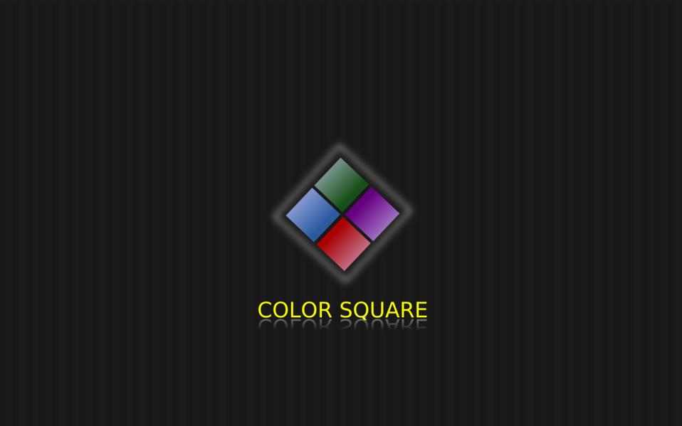 Color square Wallpaper