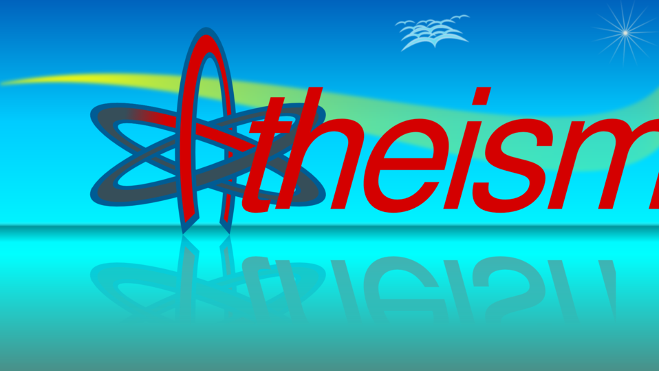 Atom Of Atheism Wallpaper 9by16