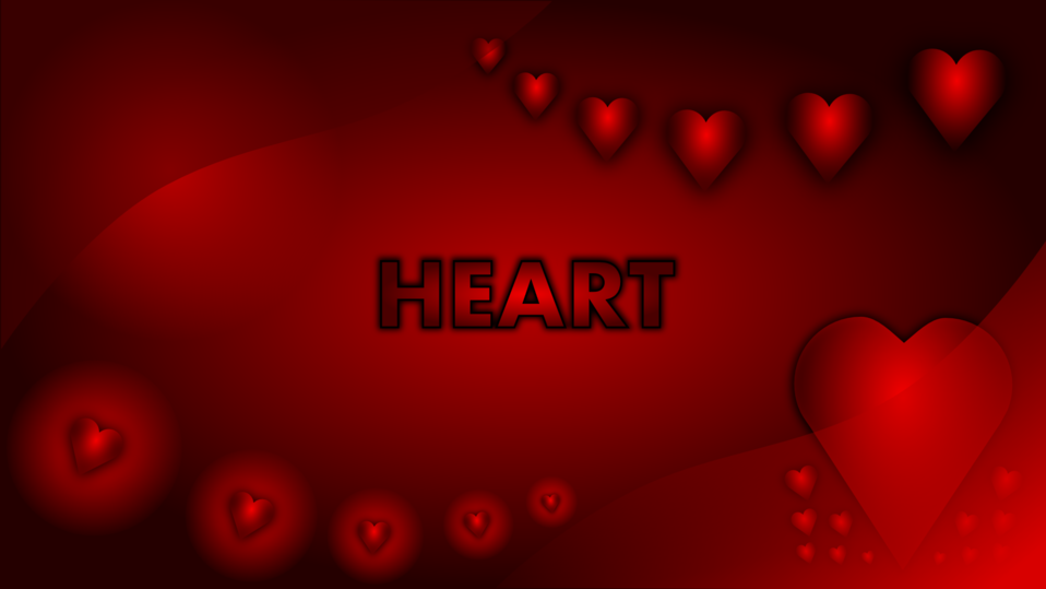 Valentine Heart Wallpaper