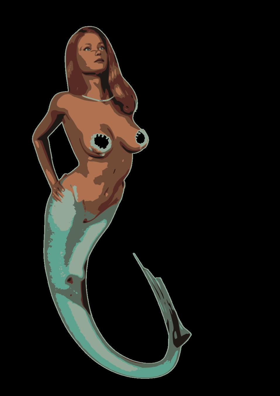 mermaid kurt cagle