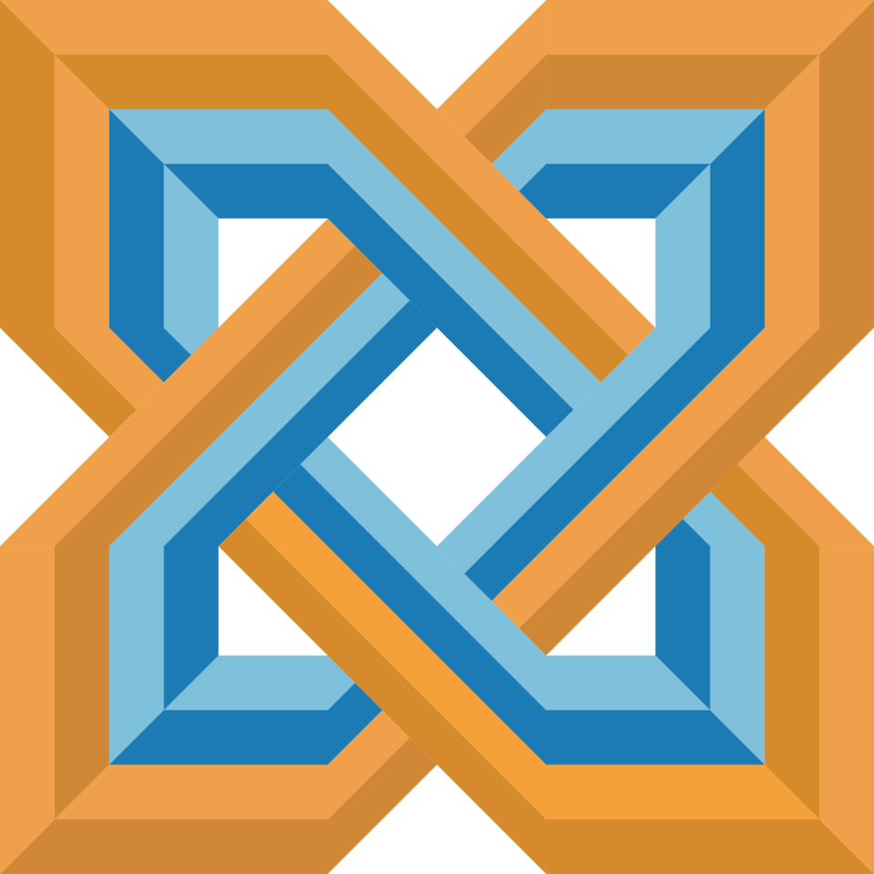 Celtic Knot stylized