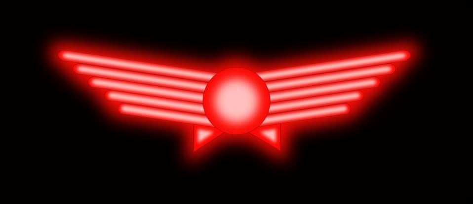 Glowing Phonix