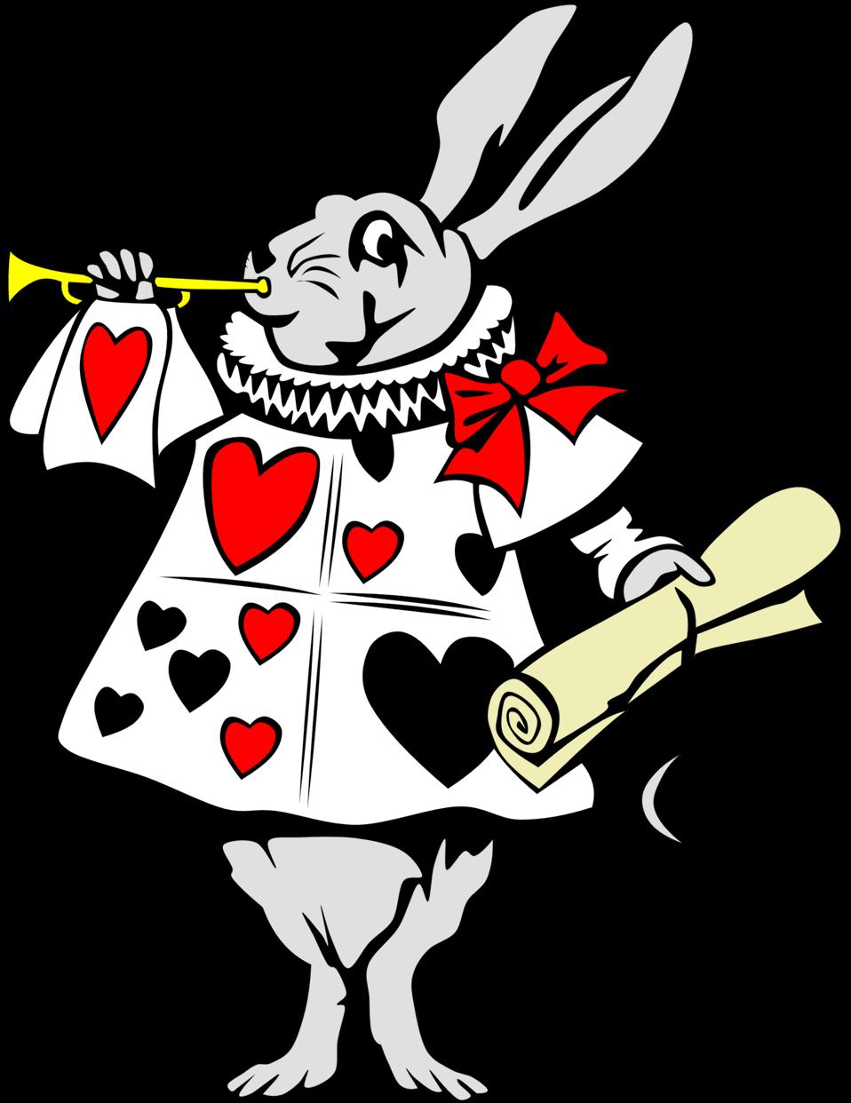 Rabbit from Alice in Wonderland