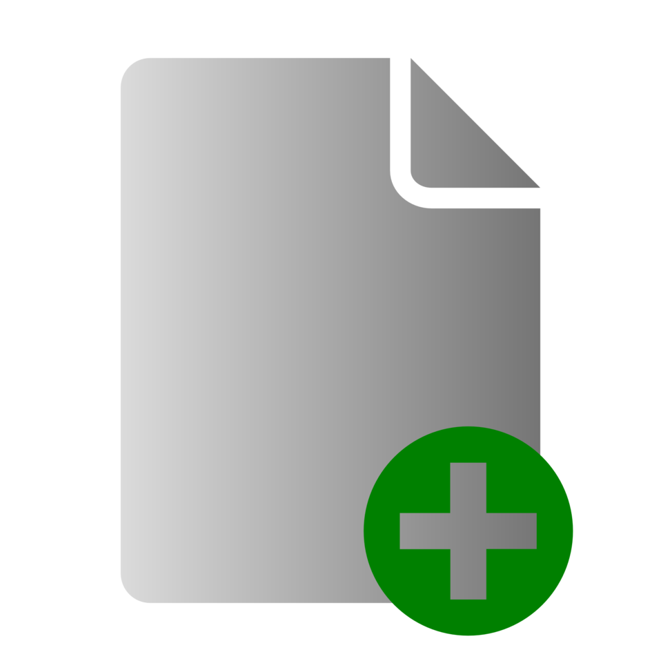 File Add Icon