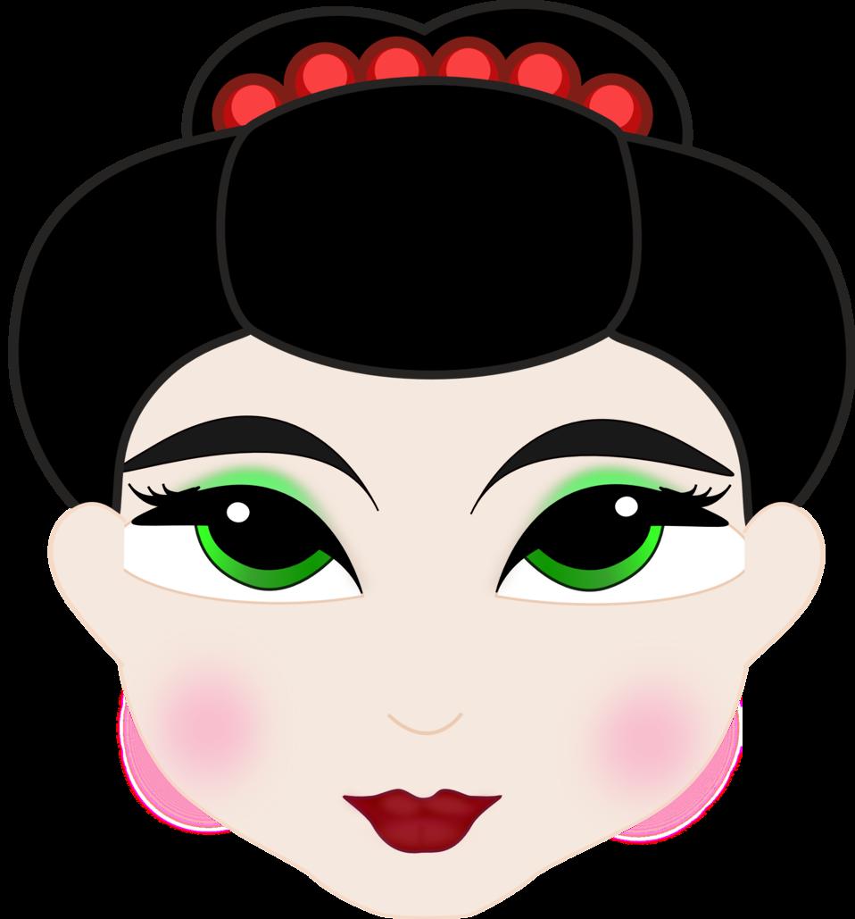 Geisha Girl Anime
