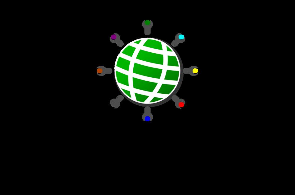 FCRC globe logo