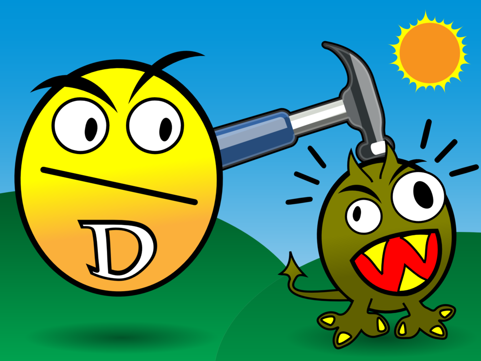 Vitamin D Smashes Cancer