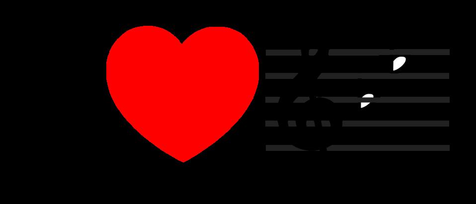 I love music (I heart Bflat)