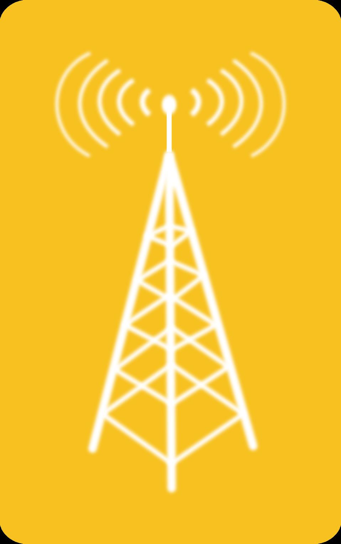 Wifi Broadband Antenna icon
