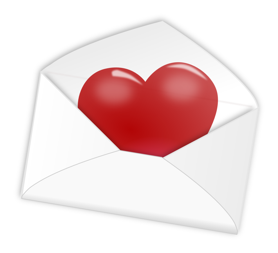 Valentines Day - Love Letter