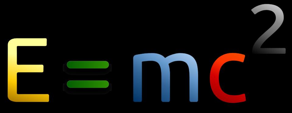 Mass - Energy Equivalence Formula