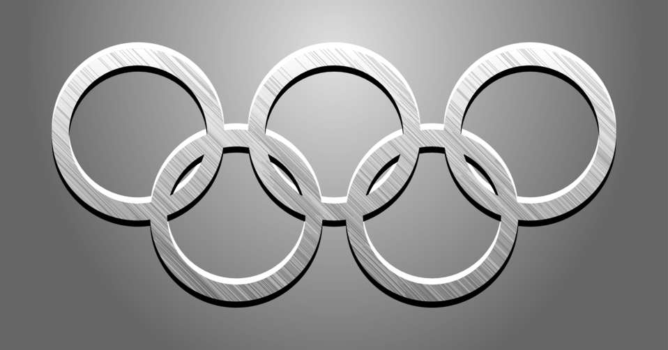 Olympic Rings 3